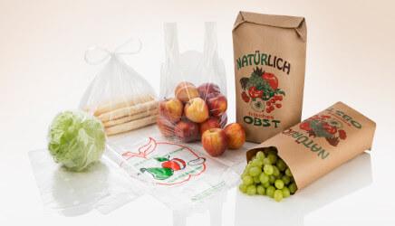 Obst- & Gemüsebeutel